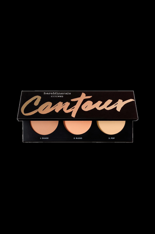 barePRO Contour Face-Shaping Powder Trio Fair to Medium