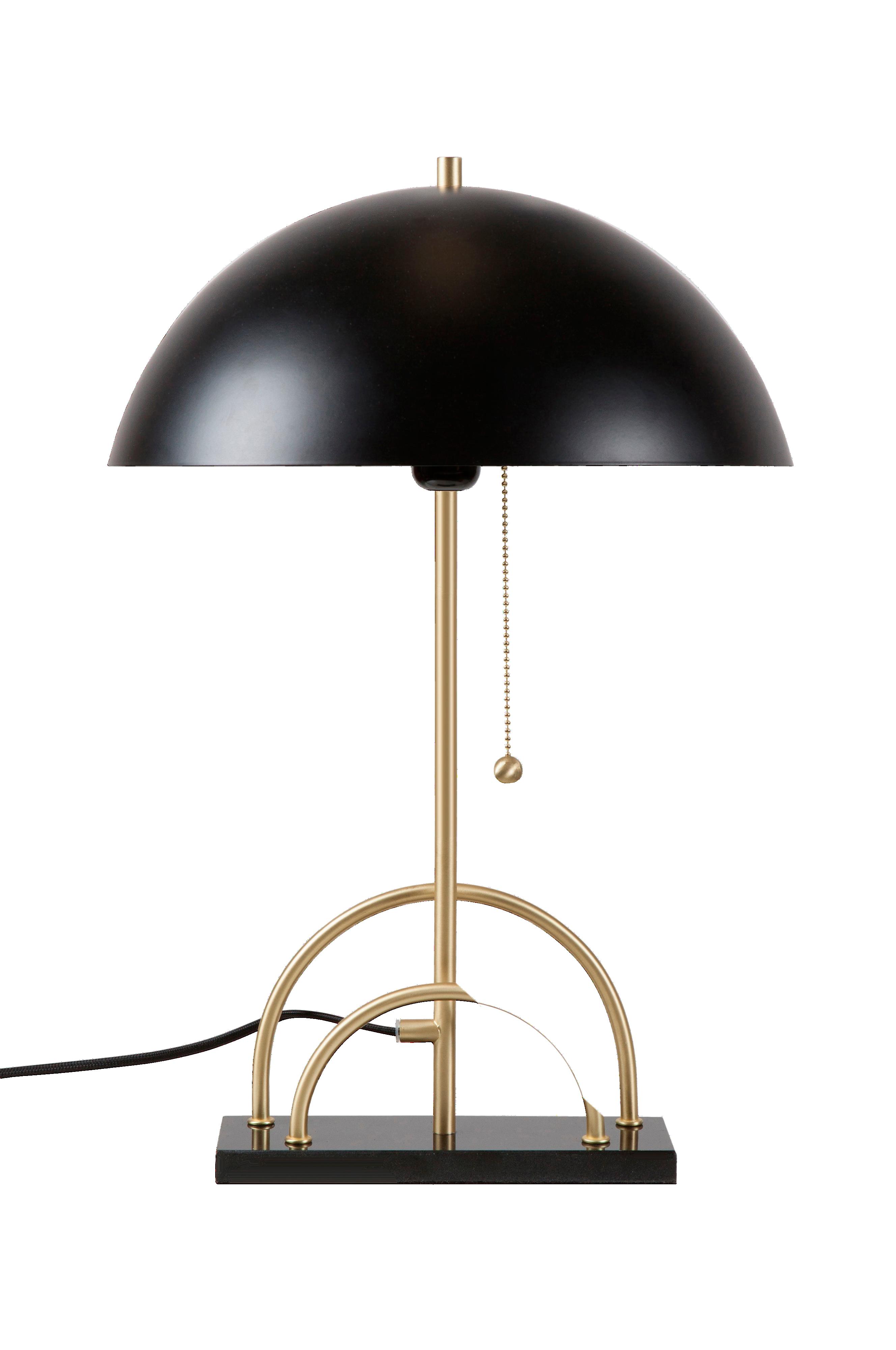 Globen lighting Bordslampa Sarah Svart Svart Bordslampor