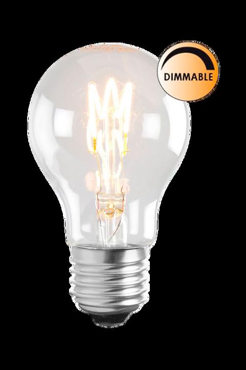 Ljuskälla LED Soft Filament Dimbar Klar Normal