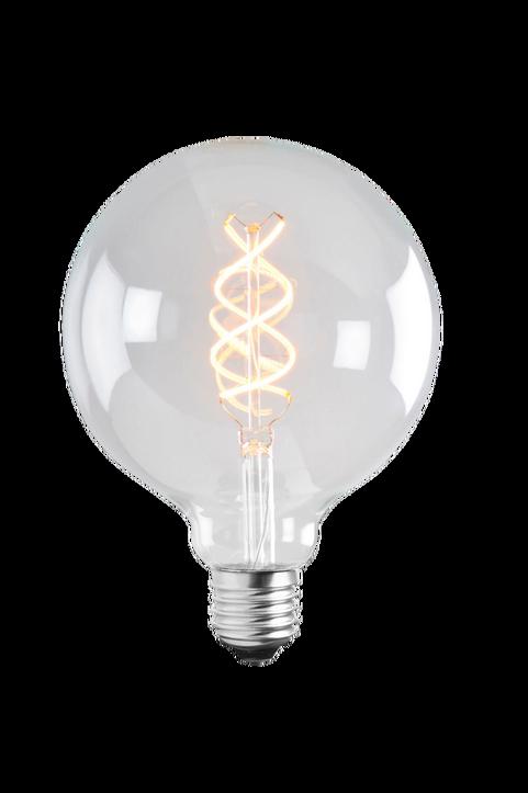 Ljuskälla LED Soft Filament Dimbar Klar 125 mm