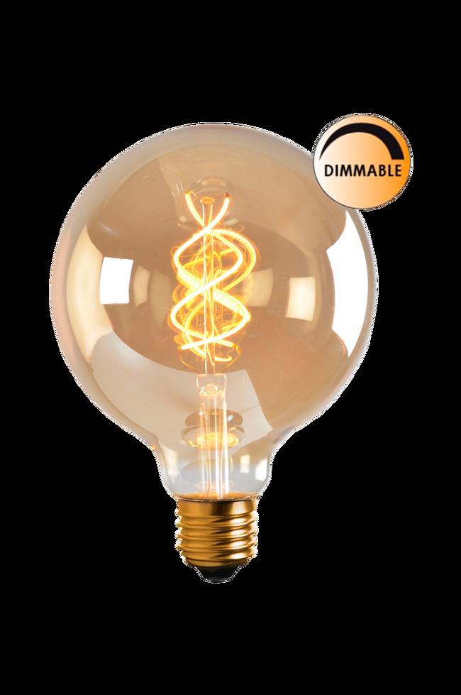 Bilde av Lyspære LED Soft Filament Dimbar Gull 125 mm