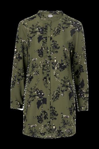 Flower P Tunic Shirt -tunika