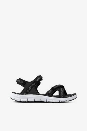 Sandaalit, joissa jalanmukainen sisäpohja