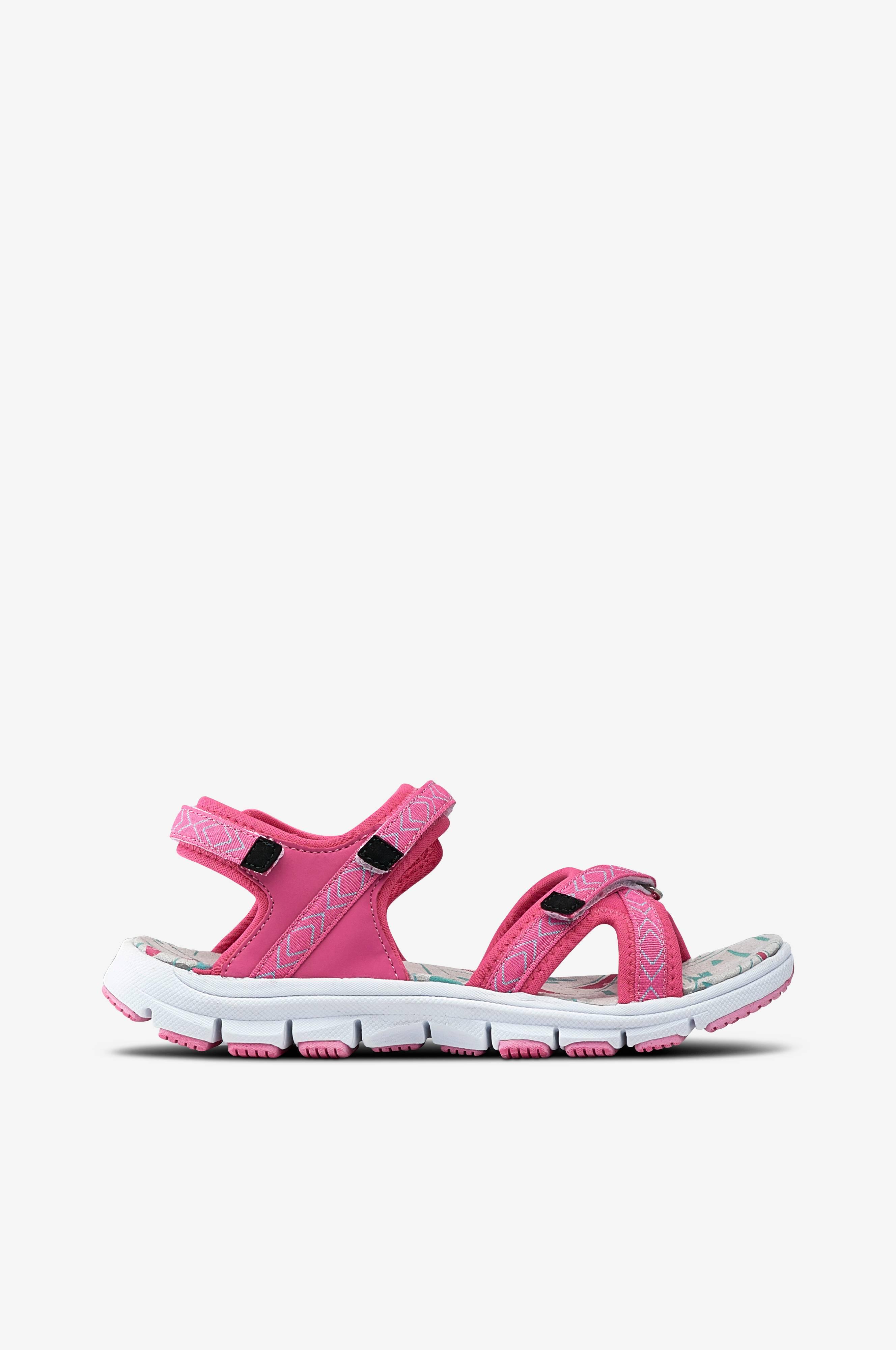 Sandaler med fotformad innersula
