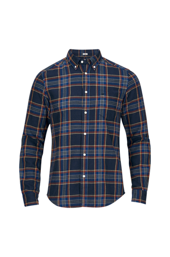 LS 1pkt Button Down -kauluspaita