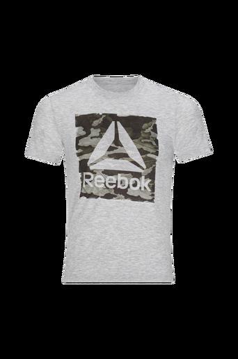 Camo Delta Speedwick Crew -T-paita