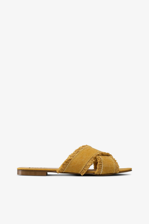 Jeans-sandaalit