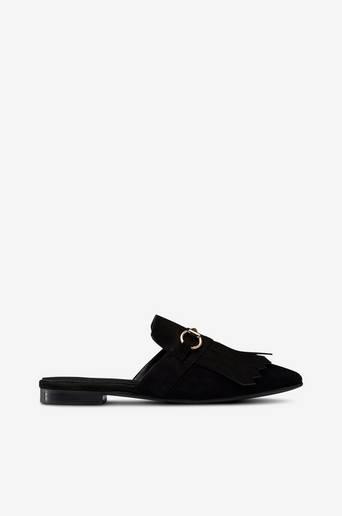 Slip-in-kengät mokkaa