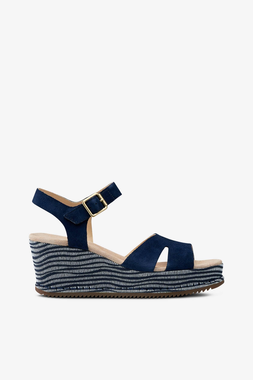 Akilah Eden -sandaletit, joissa kiilakorko