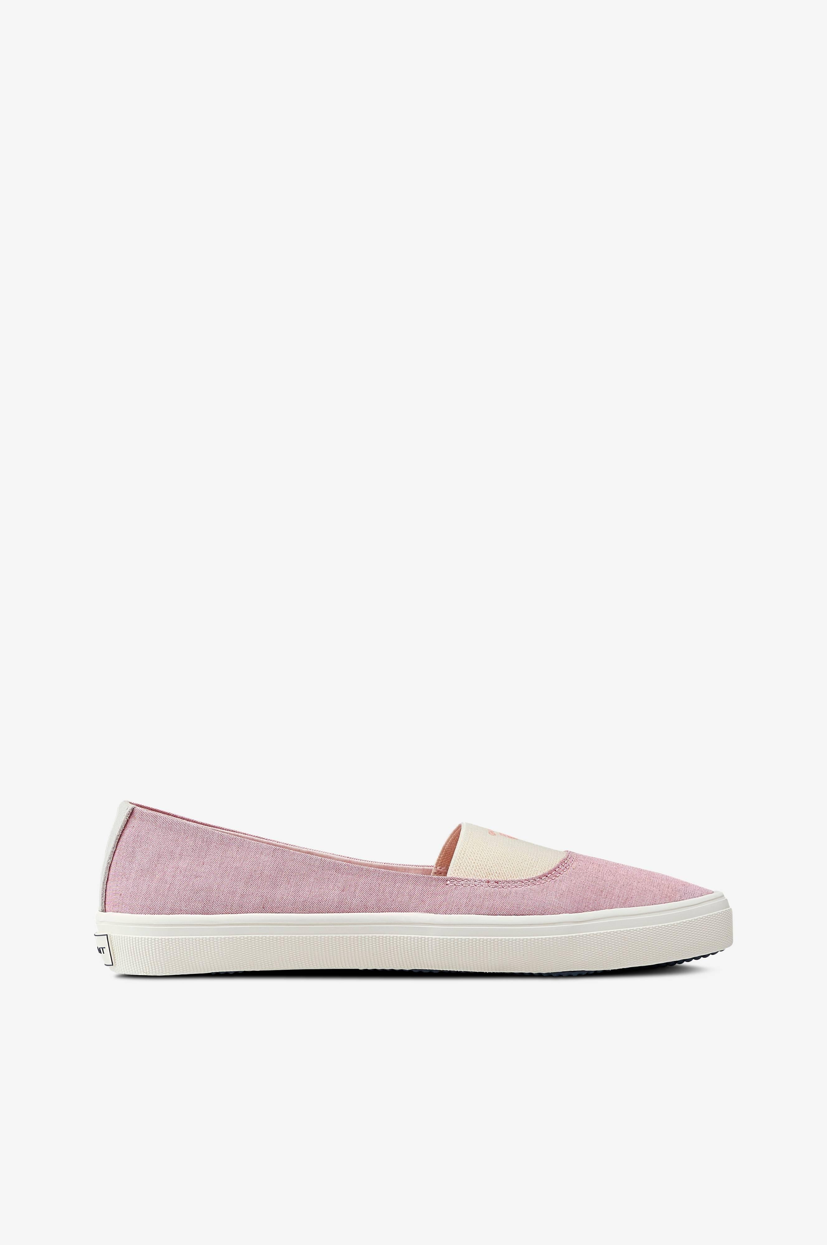 cef562aaafe Gant Sko New Haven Slip-on Shoes - Rosa - Dame - Ellos.no