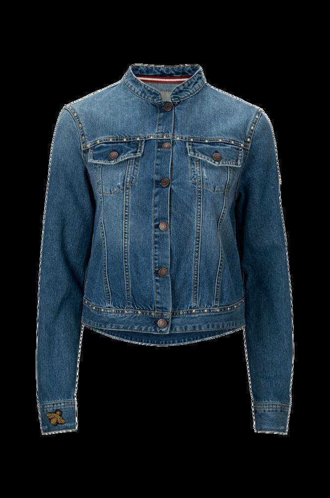 Hunkydory Jeansjakke Rudy Studded Jacket
