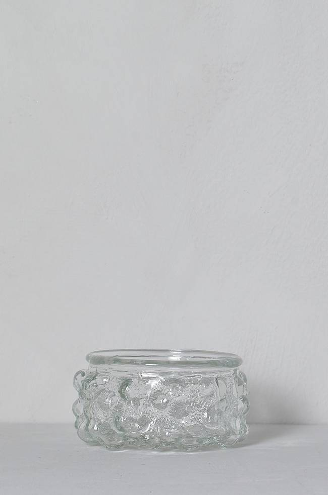 Bilde av Glasskål, høyde 6,5 cm