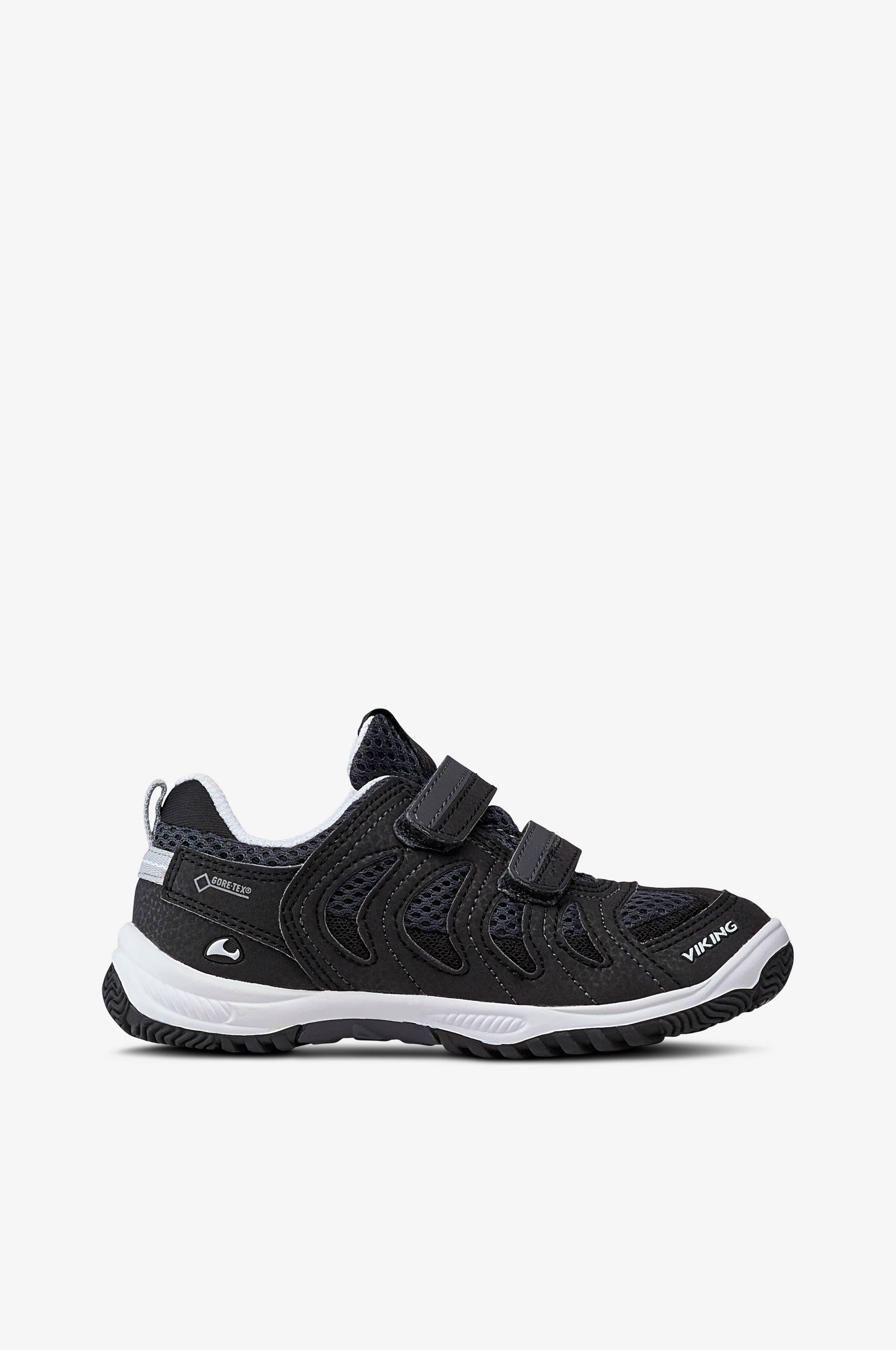 99171127412 Viking Sneakers Cascade II GTX - Svart - Barn - Ellos.no