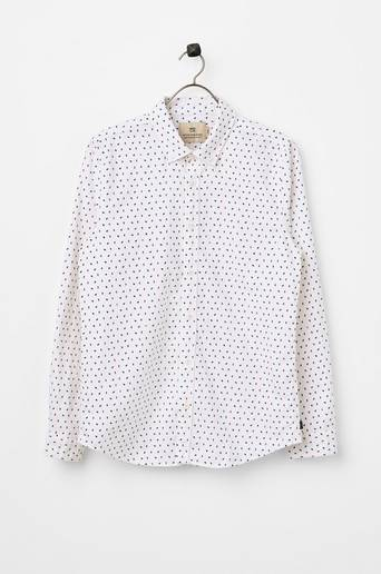 Mini Printed Shirt paita, slim fit