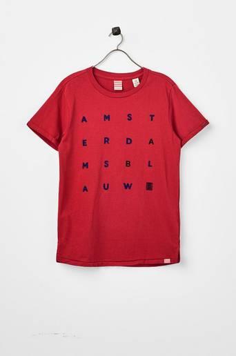 Short Sleeve Artwork -T-paita
