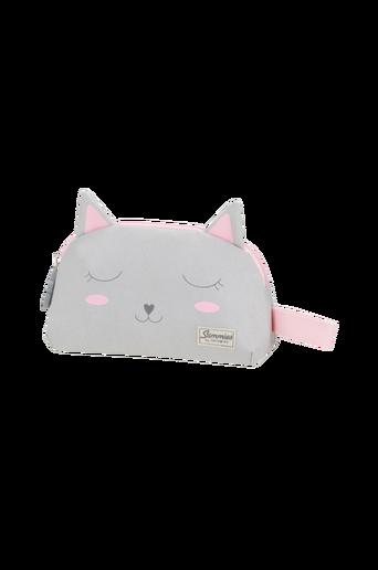 Kitty Cat -kosmetiikkalaukku