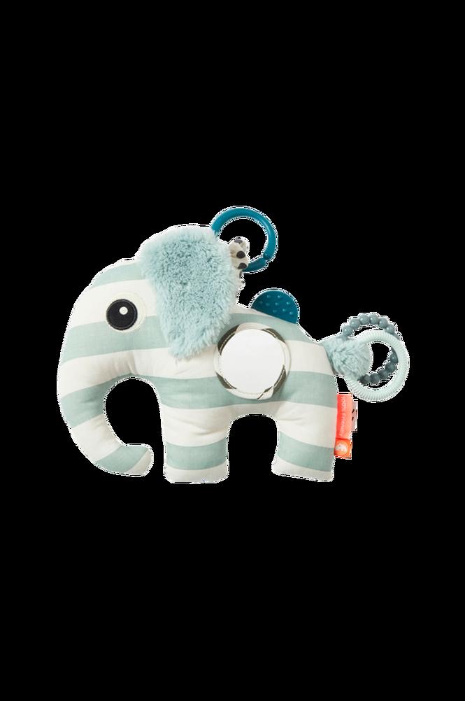 Aktivitetsleksak Elefant Blå