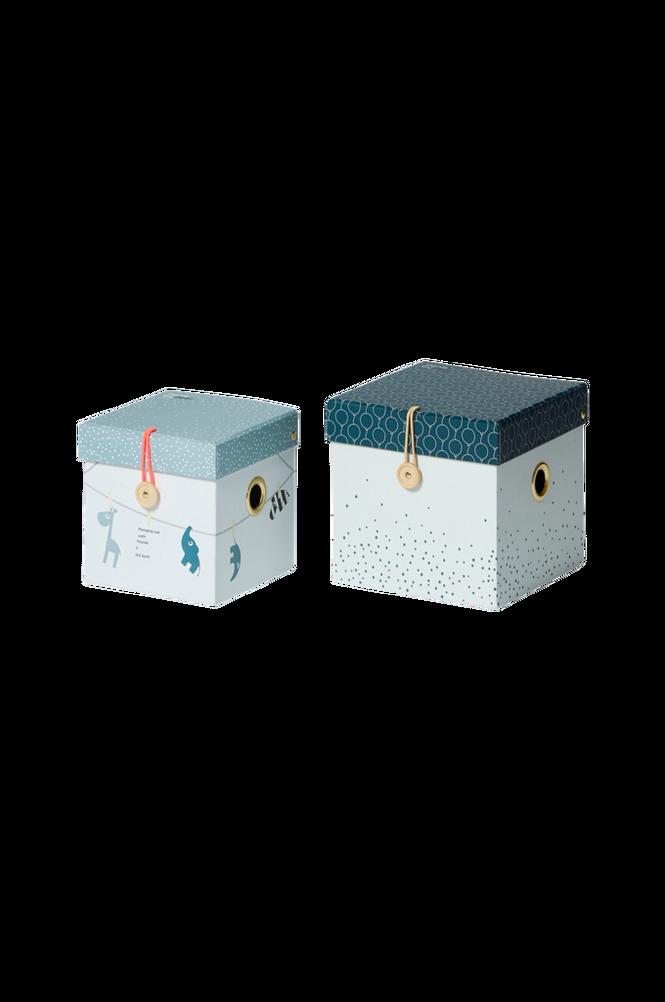 Förvaringsbox 2p Blue