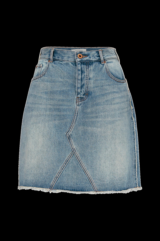 Seasonal Denim Skirt -farkkuhame