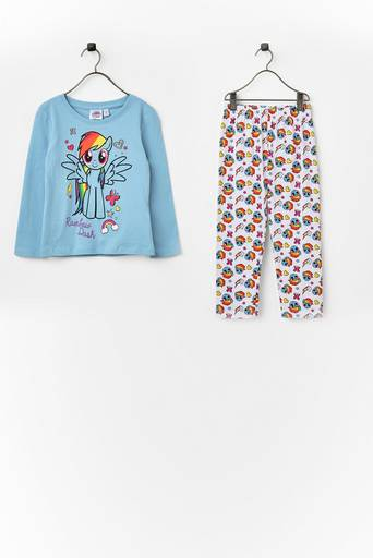 My Little Pony pyjama, 2 osainen