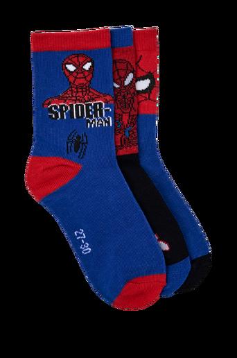 Spider-Man-sukat, 3 paria