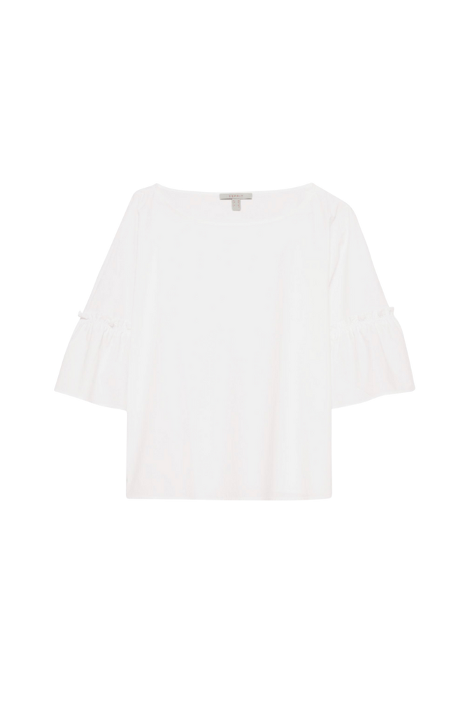 Esprit Bluse New Soft Cotton