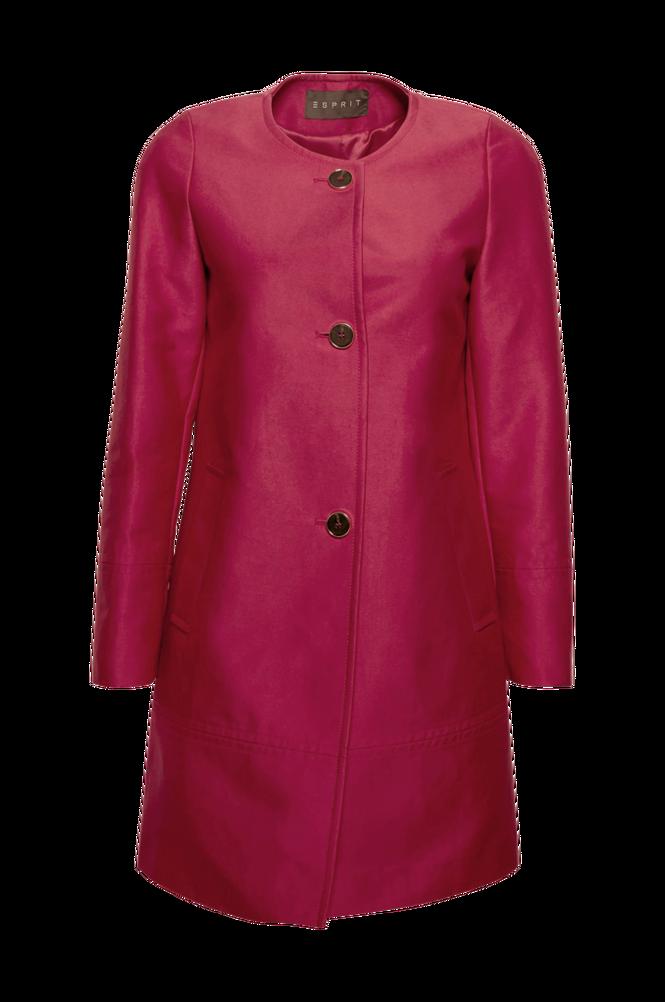 Esprit Frakke Cotton Coat