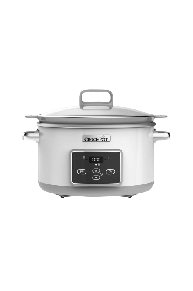 Slow Cooker 5l Ceramic Timer