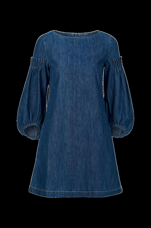 Slv Detail Dress -mekko