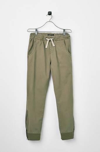 NlmNadante Reg Slim Pant -housut
