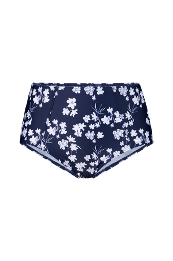 Blue Flower Maxibrief -bikinihousut