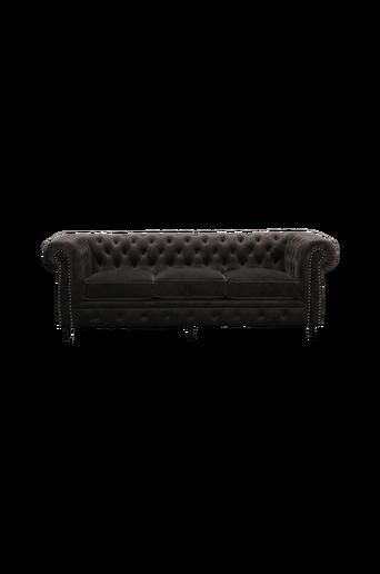 3:n istuttava sohva Cambridge Sametti