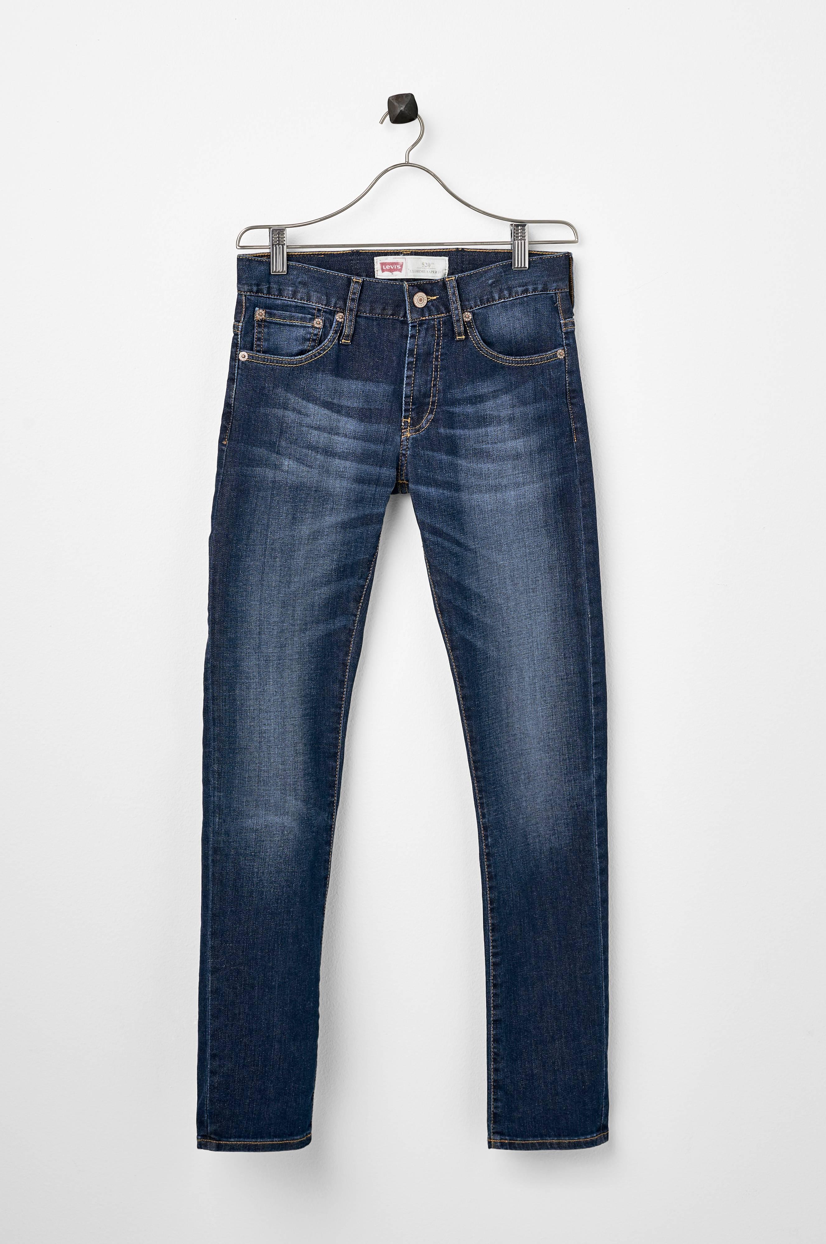 levi 39 s jeans 520 extreme taper fit bl barn. Black Bedroom Furniture Sets. Home Design Ideas