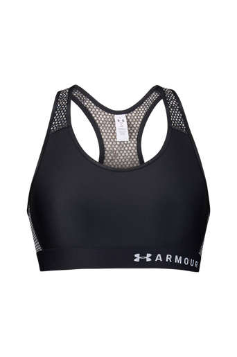 Armour® Mid Mesh Back Sports Bra -urheiluliivit