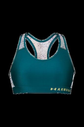 Armour® Mid Mesh Back Sports Bra -urheiluliivit