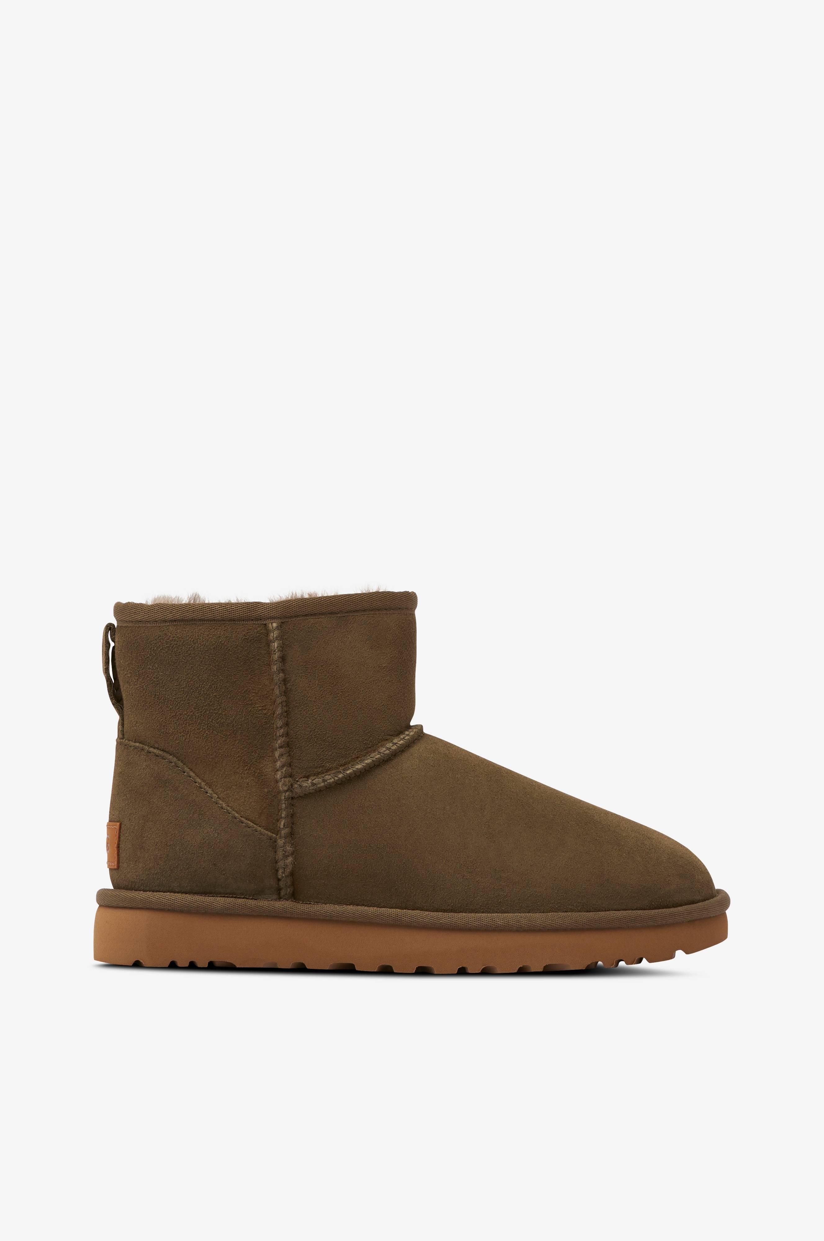 UGG Boots Classic Mini II Brun Barn Ellos.no