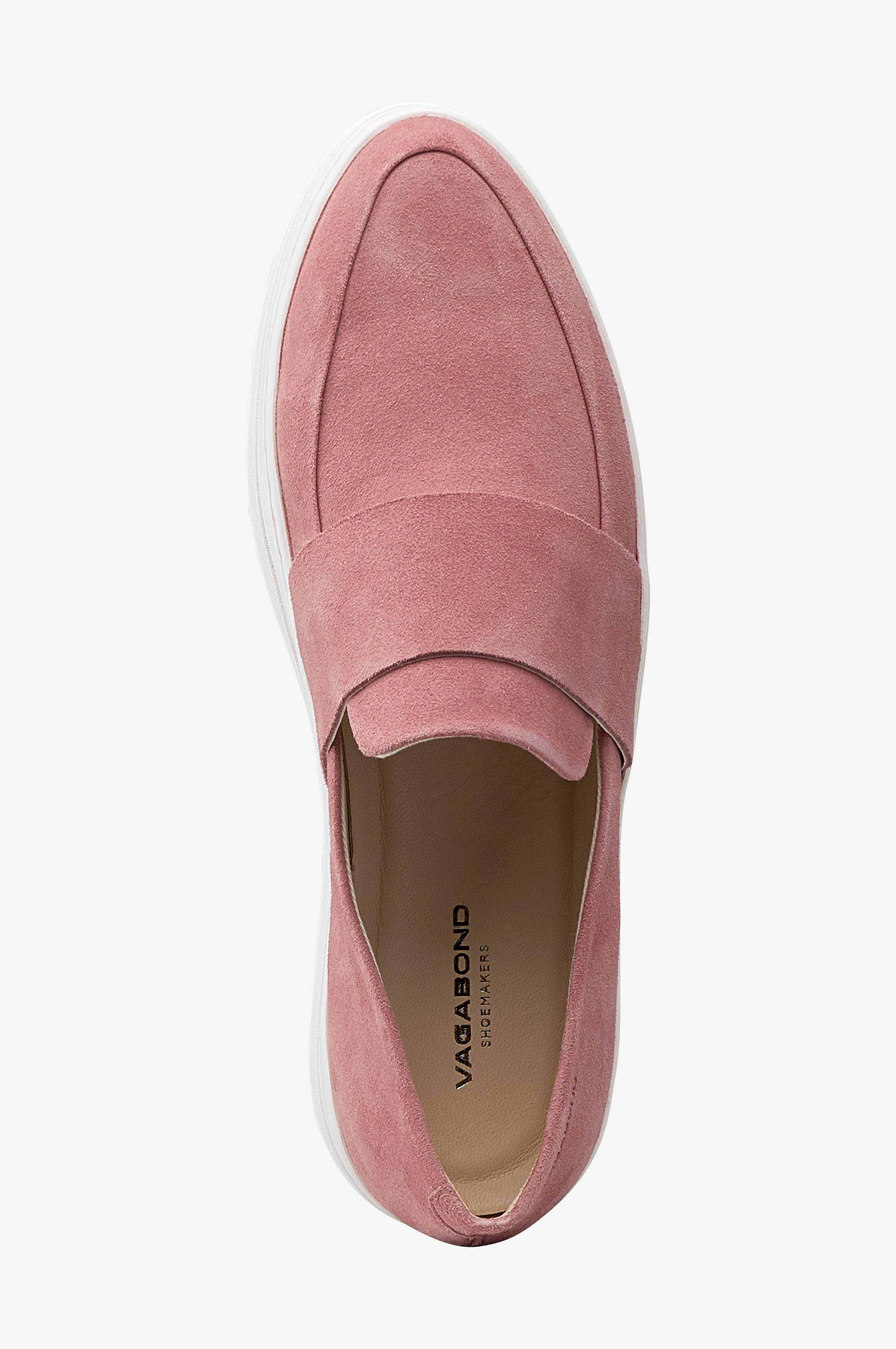Vagabond Sneakers Camille slip in Rosa Dame Ellos.no