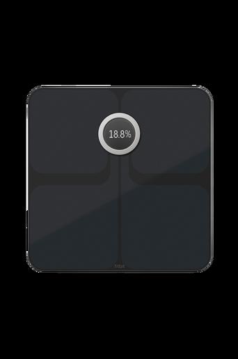 Aria 2 -WiFi-henkilövaaka, musta