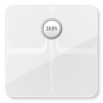 Aria 2 -WiFi-henkilövaaka, valkoinen