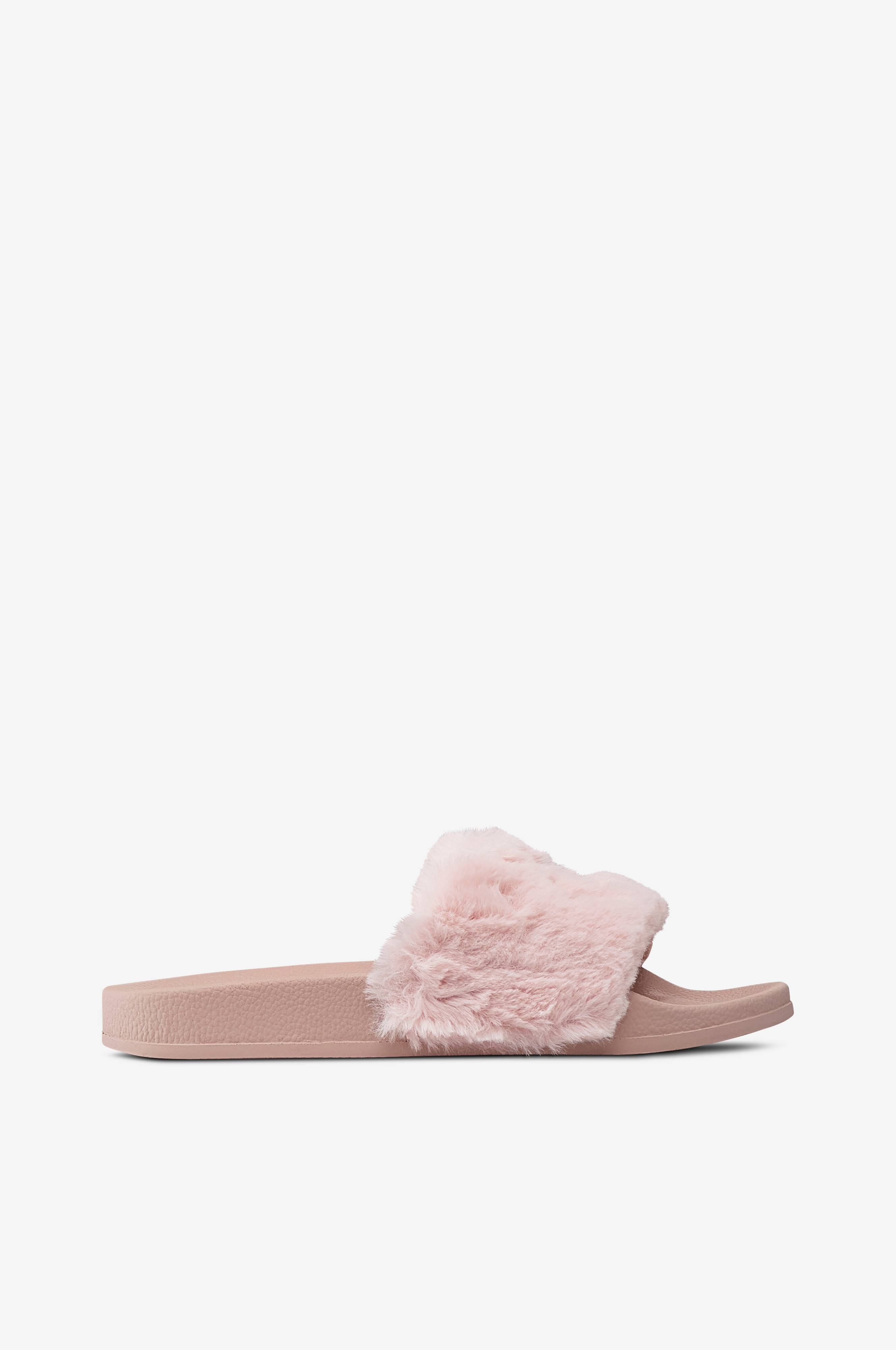Svea Alex Fur sandaalit Musta Naiset Ellos.fi