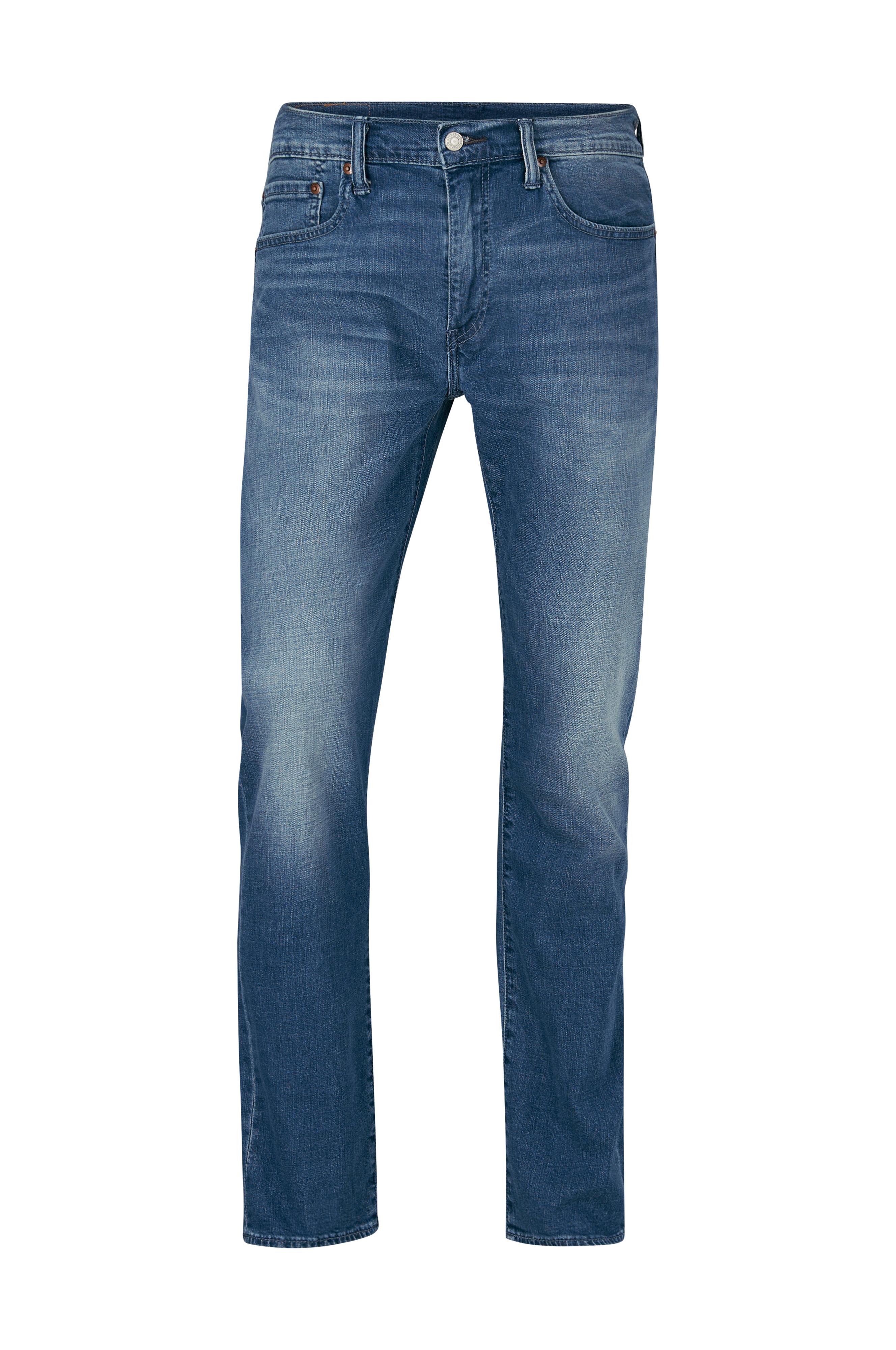 levi 39 s jeans 502 regular taper cold air bal bl herr. Black Bedroom Furniture Sets. Home Design Ideas
