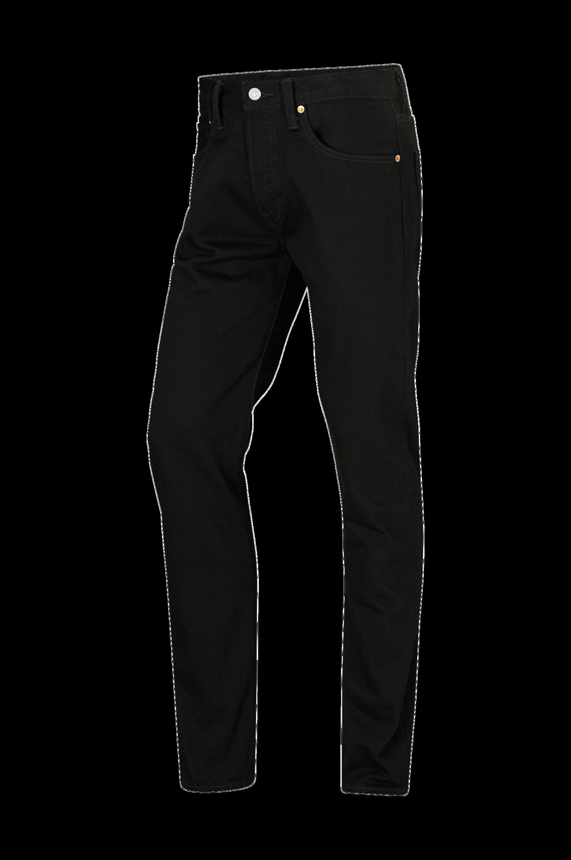 501 Tapered Black Punk -farkut