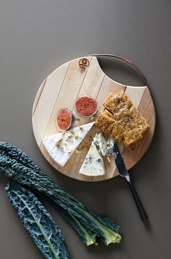 Artklart juustotarjotin, Ø 25 cm