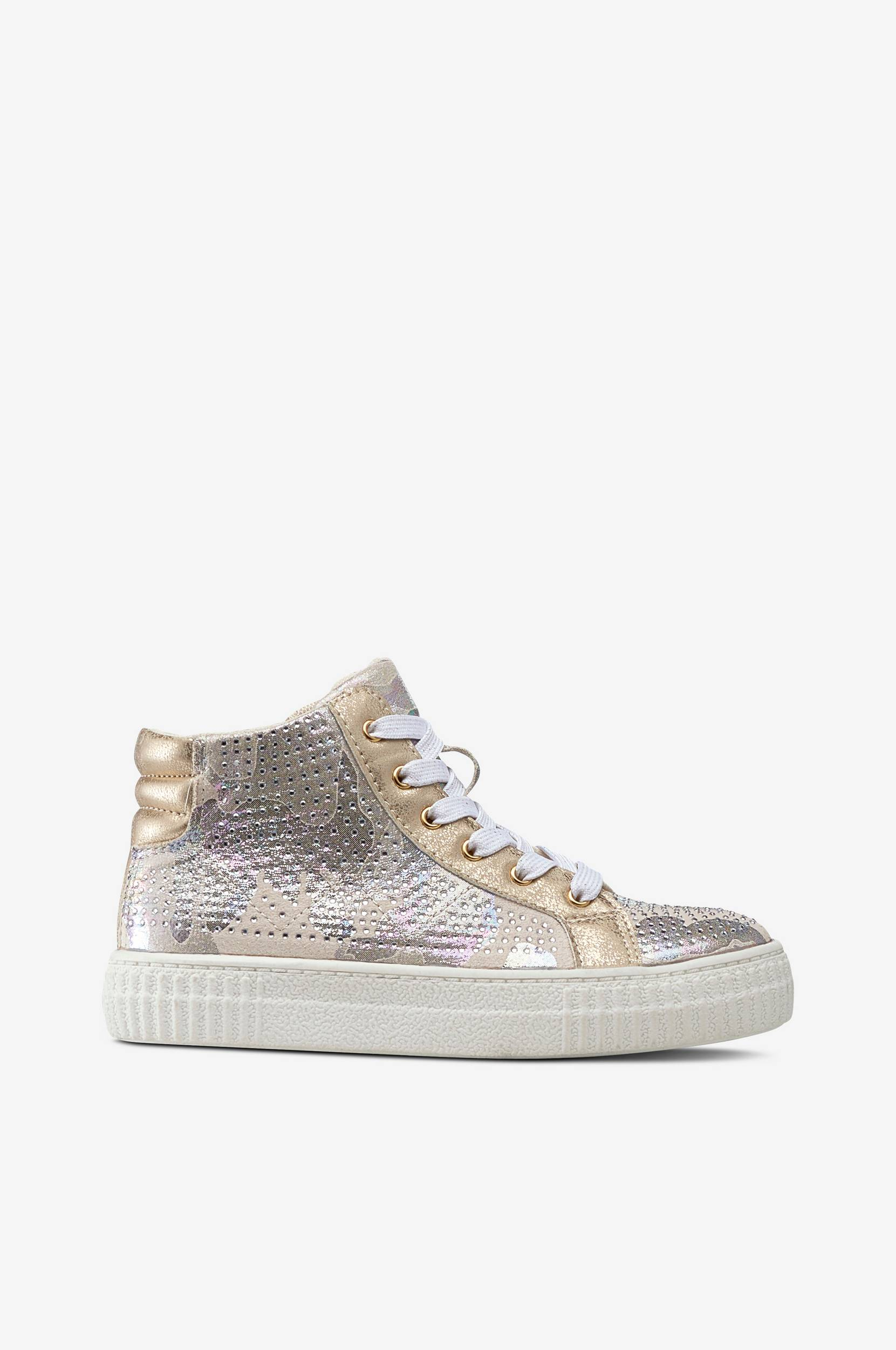 Sneakers med strass thumbnail