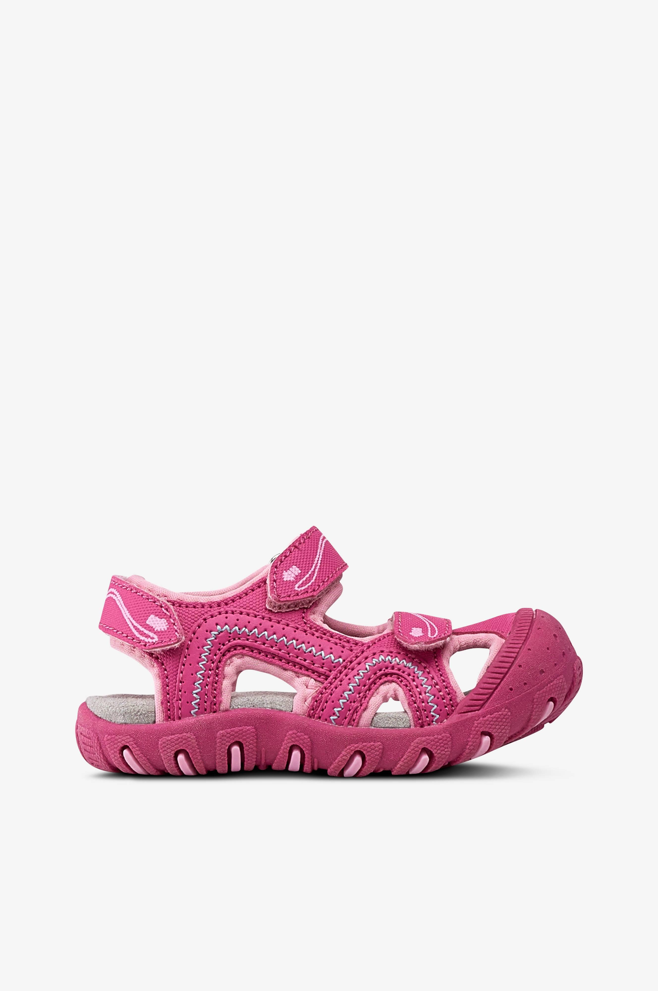 Sandaler med skyddad tå