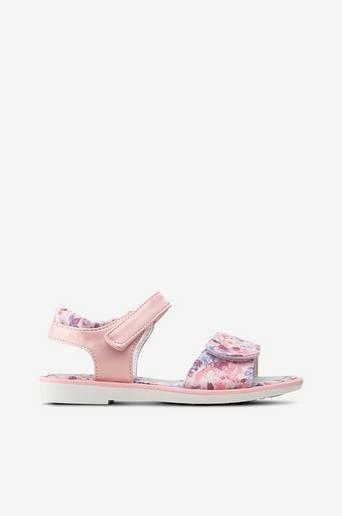 Sandaalit, kukkakuvioiset
