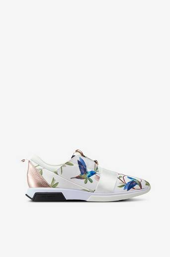 Kolibrikuvioiset Cepap-kengät