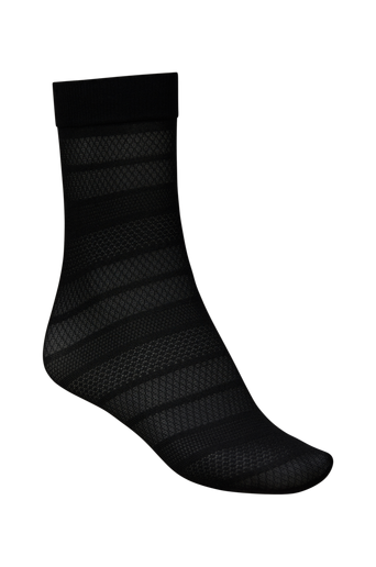 Ladies anklesock, Lacework Sock 50 -nilkkasukat