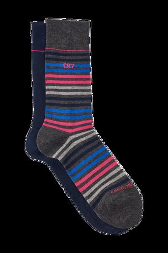 CR7 Fashion socks -sukat, 2 paria