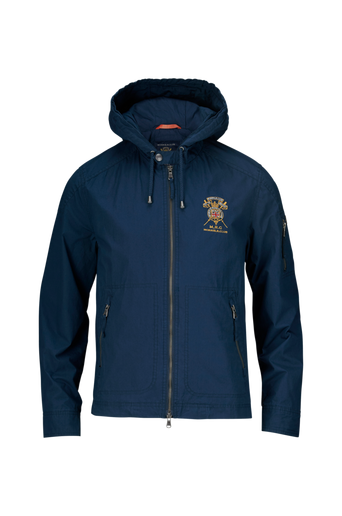 Mortlake Hooded Jacket takki